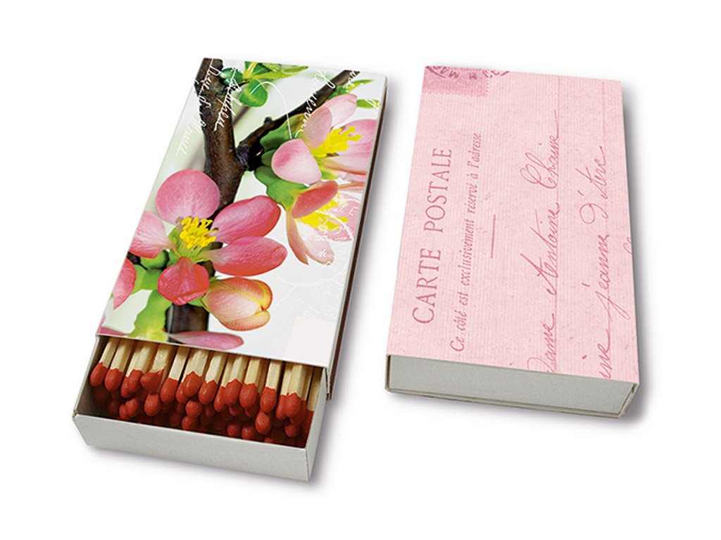 Matches 9.5cm 45pcs Blossom Greetings