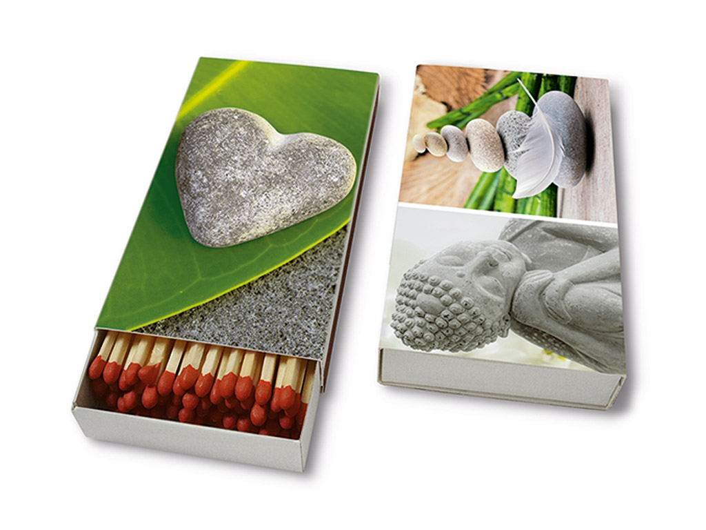 Matches 9.5cm 45pcs ZEN Garden
