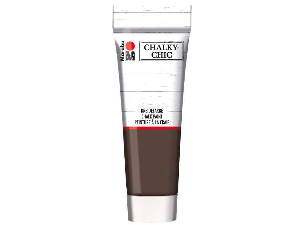 Chalk paint Chalky-Chic 100ml 161 cocoa