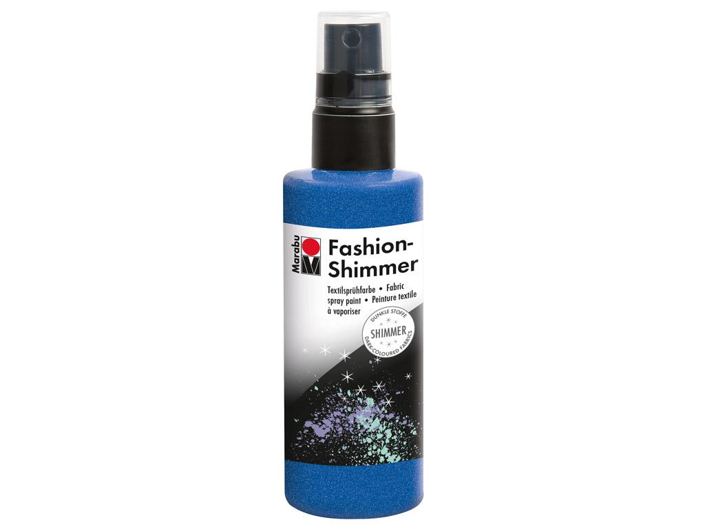 Krāsa tekstilam Fashion Shimmer 100ml 595 sky blue