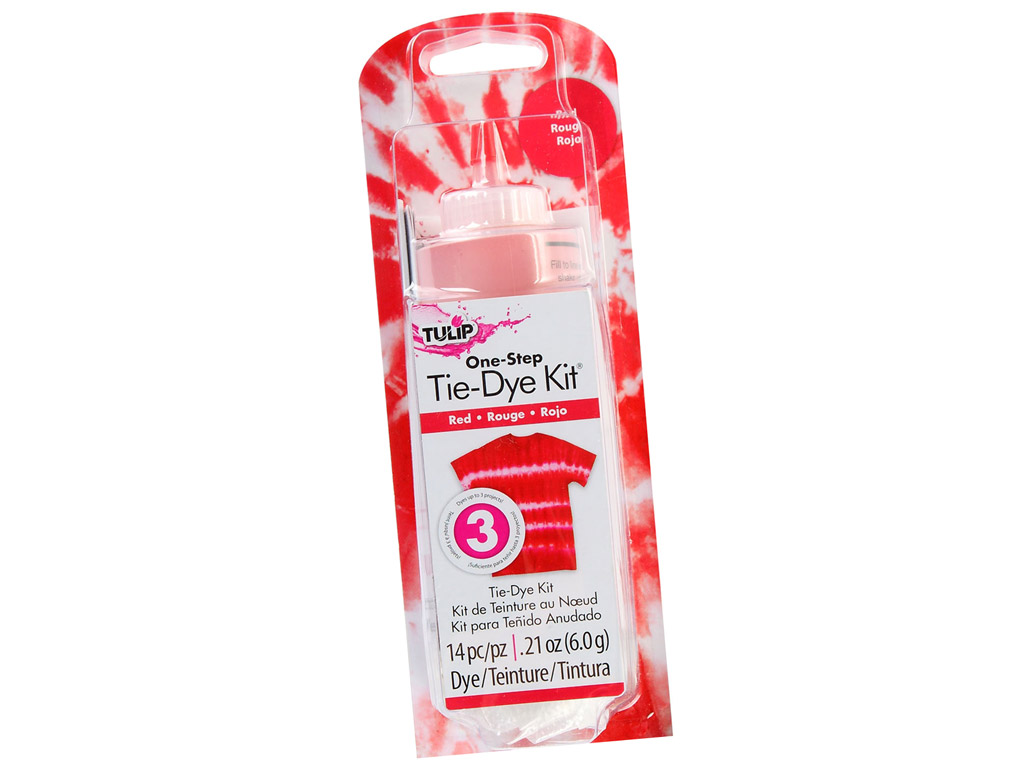 Tulip One-Step Tie-Dye Kit 6.0g (118ml) red