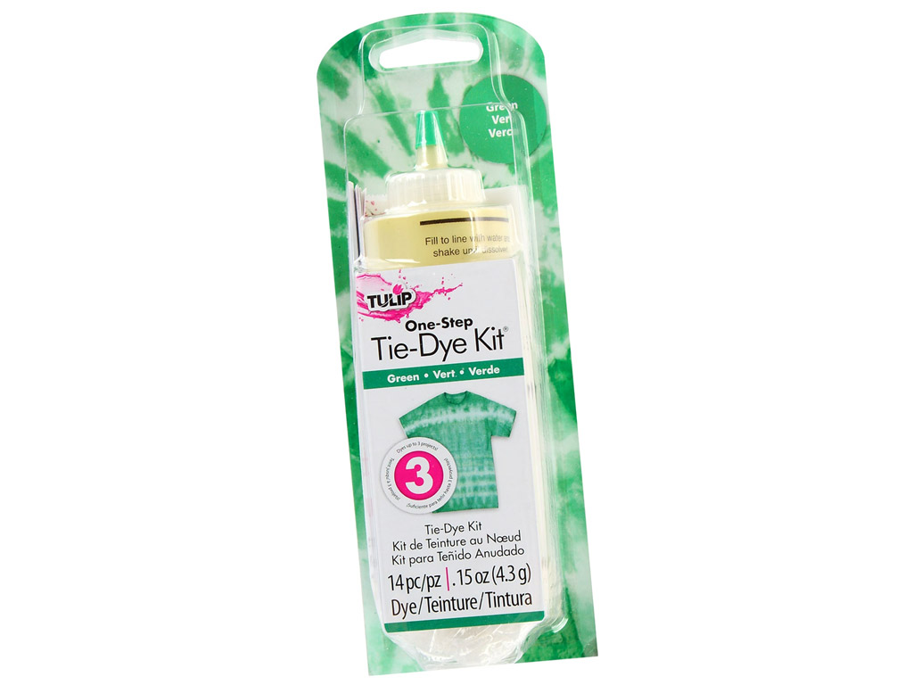Tulip One-Step Tie-Dye Kit 4.3g (118ml) green
