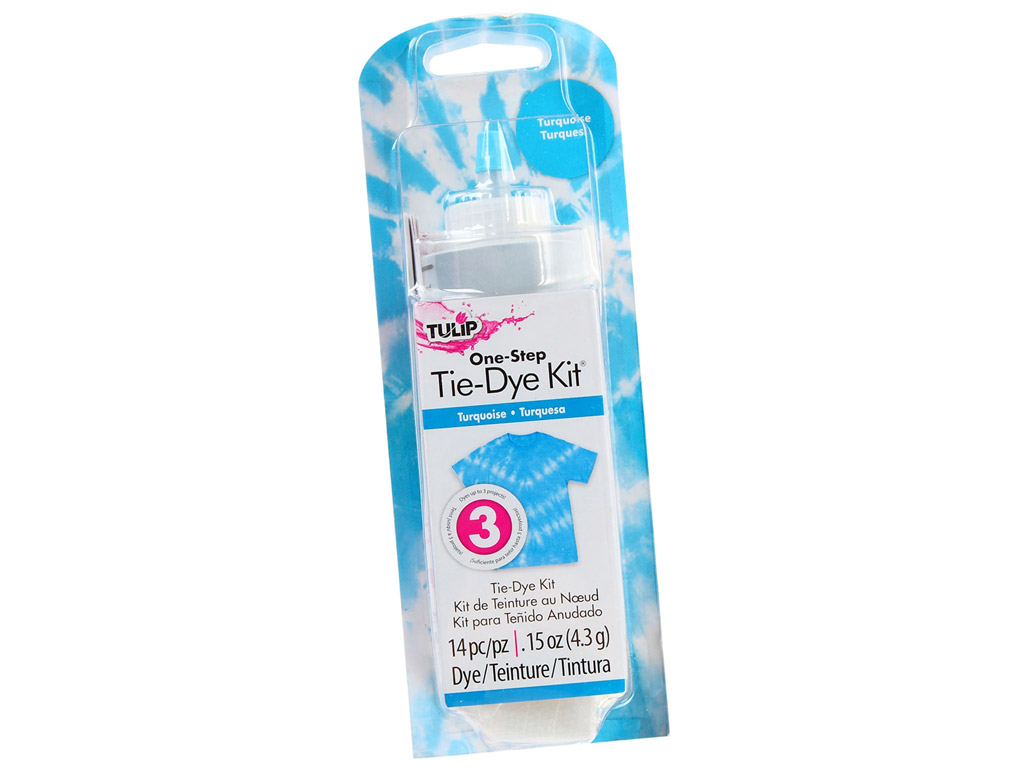 Tulip One-Step Tie-Dye Kit 4.3g (118ml) turquoise