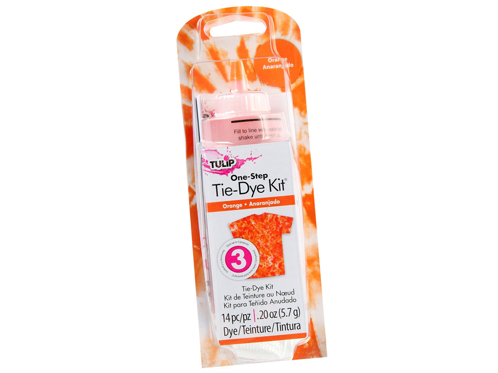 Tulip One-Step Tie-Dye Kit 5.7g (118ml) orange