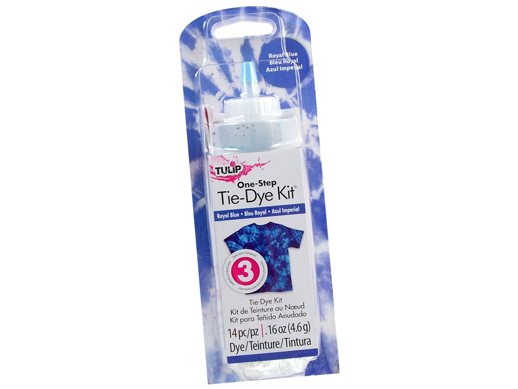 Tulip One-Step Tie-Dye Kit 4.6g (118ml) royal blue