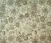 Lokta Paper 51x76cm Anapurna Floral Slate on Natural