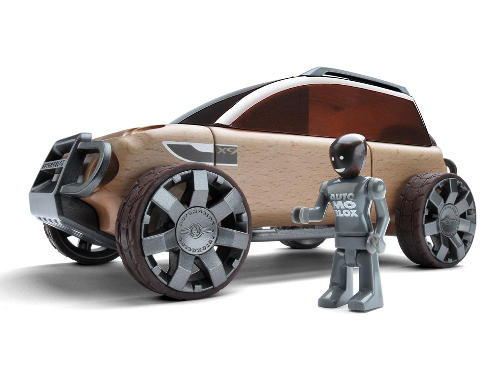 Automoblox Original X9 SUV bronze