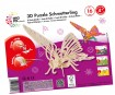 3D puzle koka Marabu Kids Butterfly 16 daļas