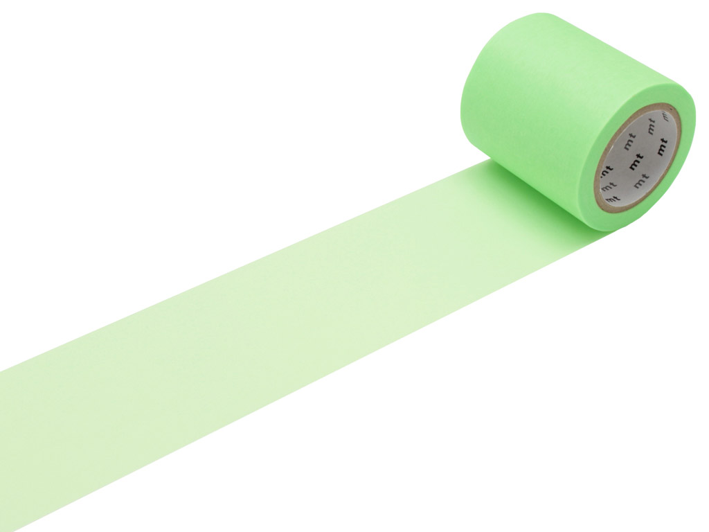 Washi teip mt casa basic 50mmx10m shocking green