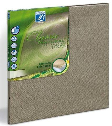 Streched linen canvas Classic