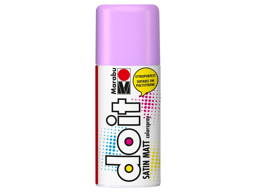 Colorspray do it Satin Matt 150ml 007 lavender