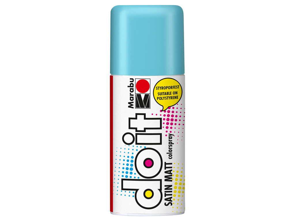 Colorspray do it Satin Matt 150ml 091 caribbean