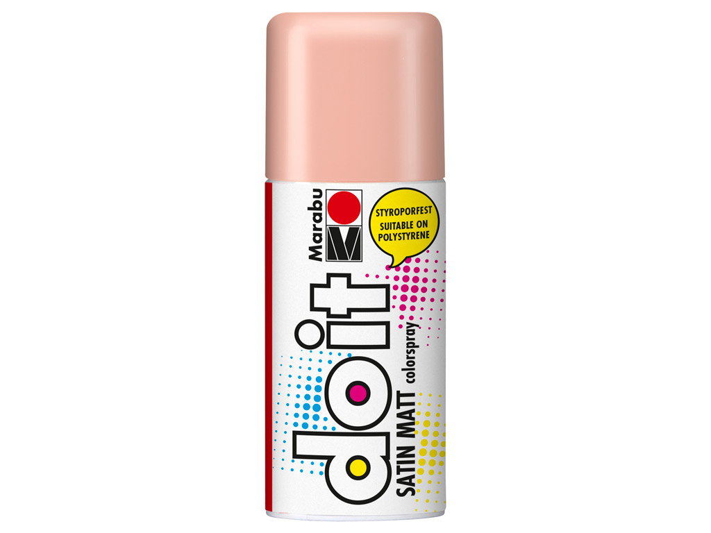Colorspray do it Satin Matt 150ml 120 salmon