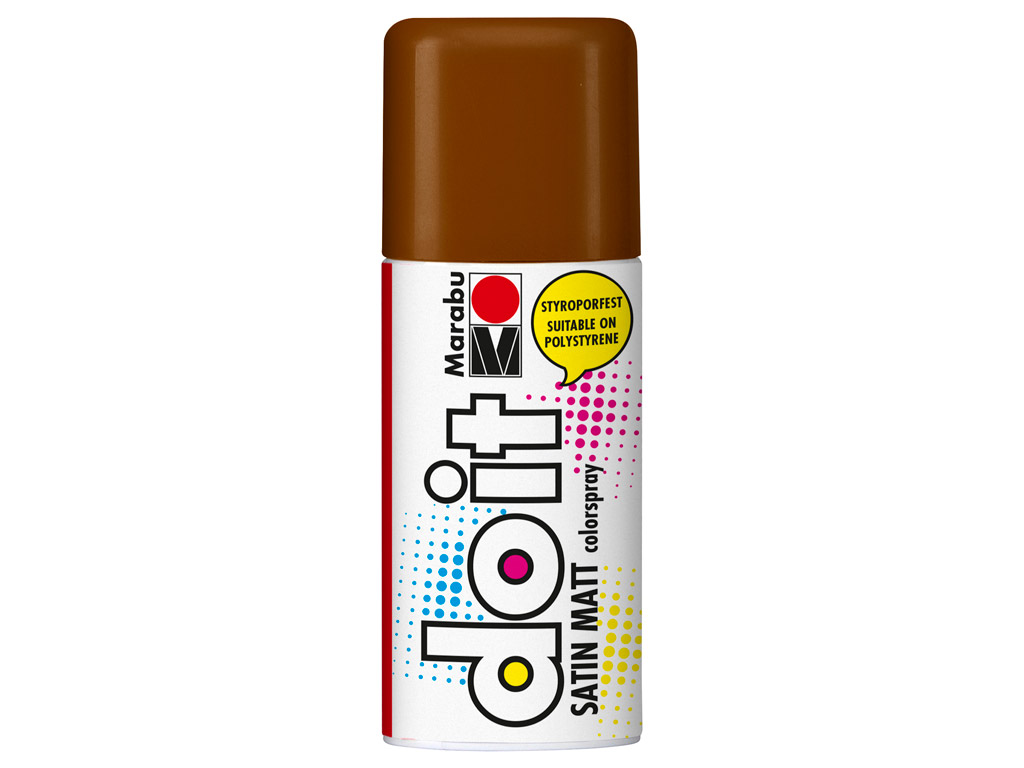 Colorspray do it Satin Matt 150ml 161 cocoa
