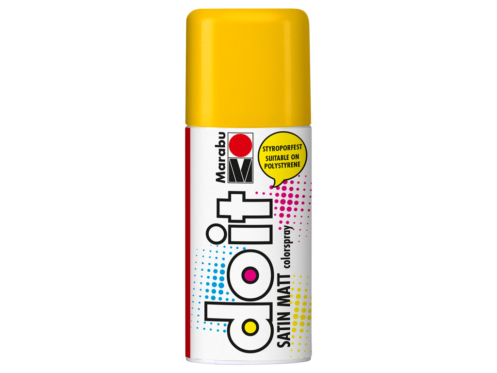 Colorspray do it Satin Matt 150ml 225 tangerine