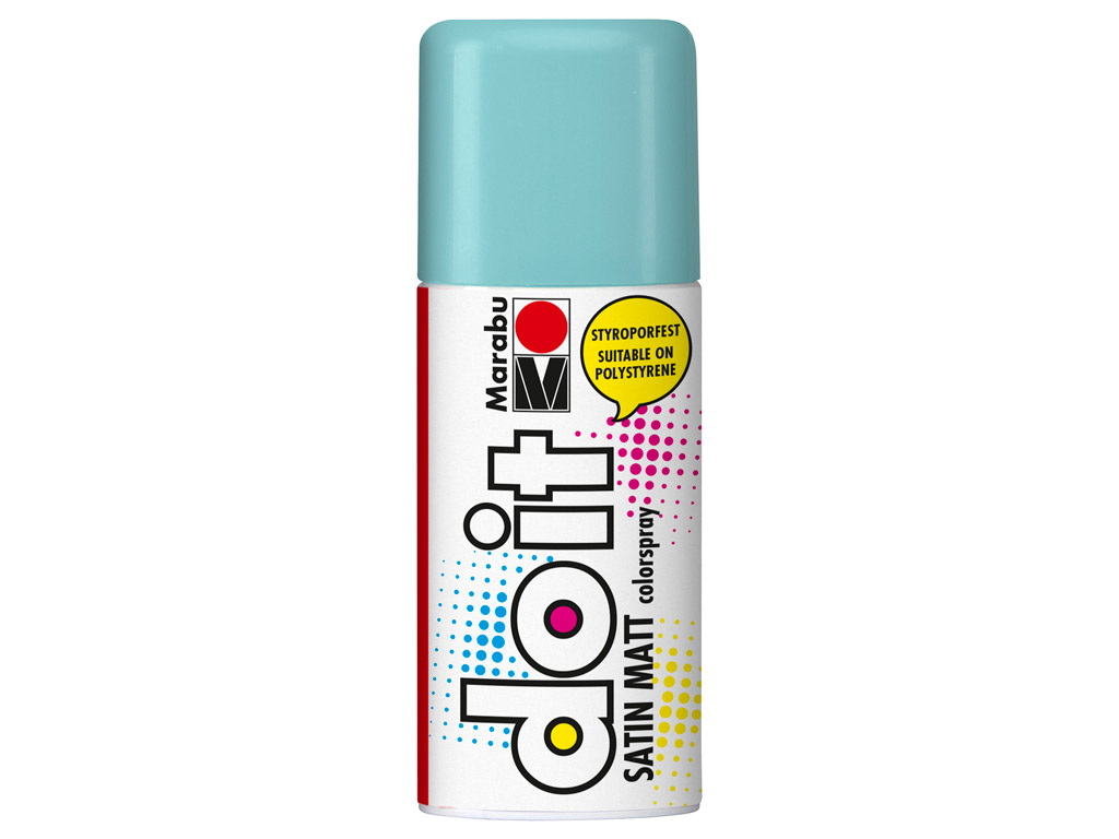 Colorspray do it Satin Matt 150ml 255 aquamarine