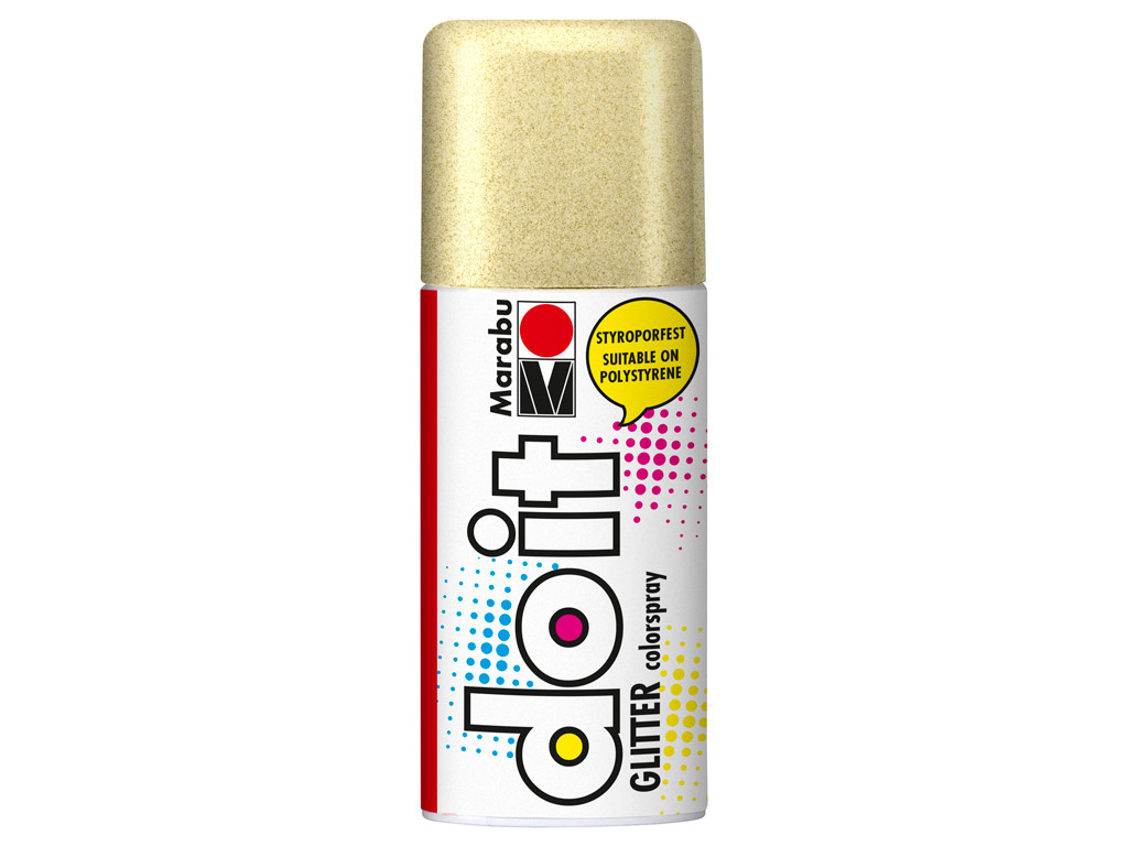 Colorspray do it Glitter 150ml 584 Gold