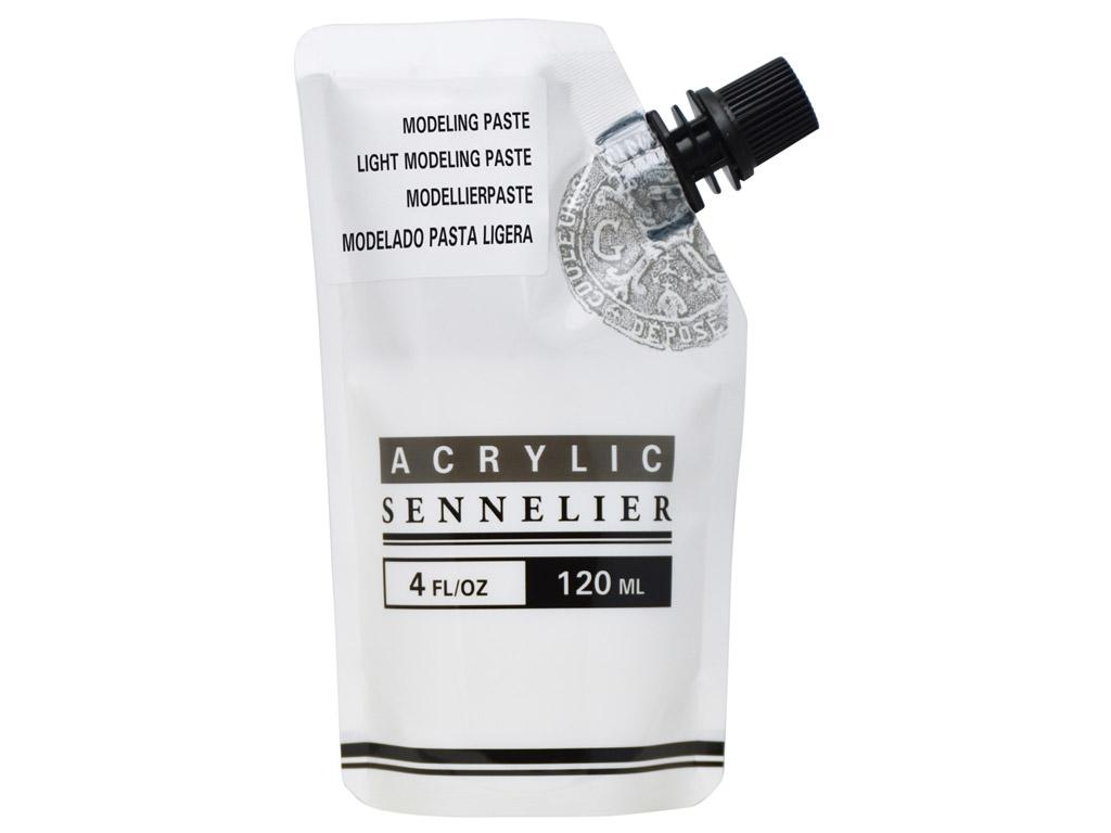 Light modelling paste Sennelier 120ml