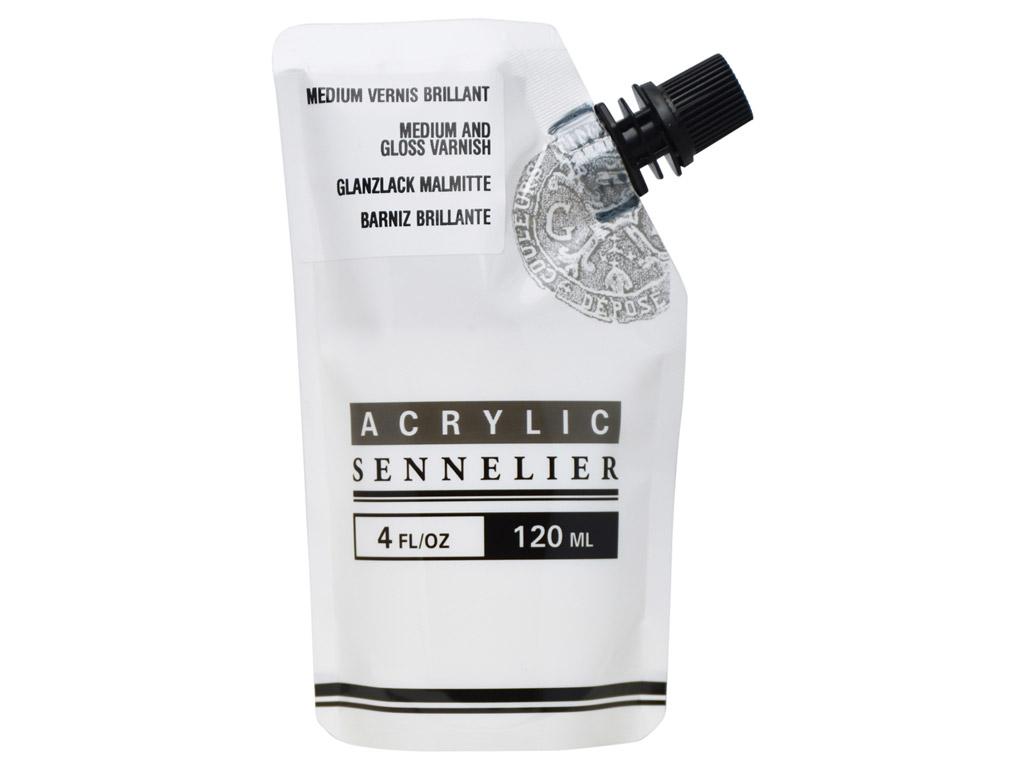 Gloss medium varnish Sennelier 120ml