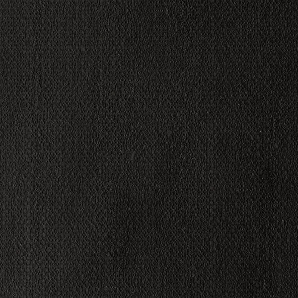 Canvas roll primed 509 black 100% linen 430g/m2 210cm 1m big texture