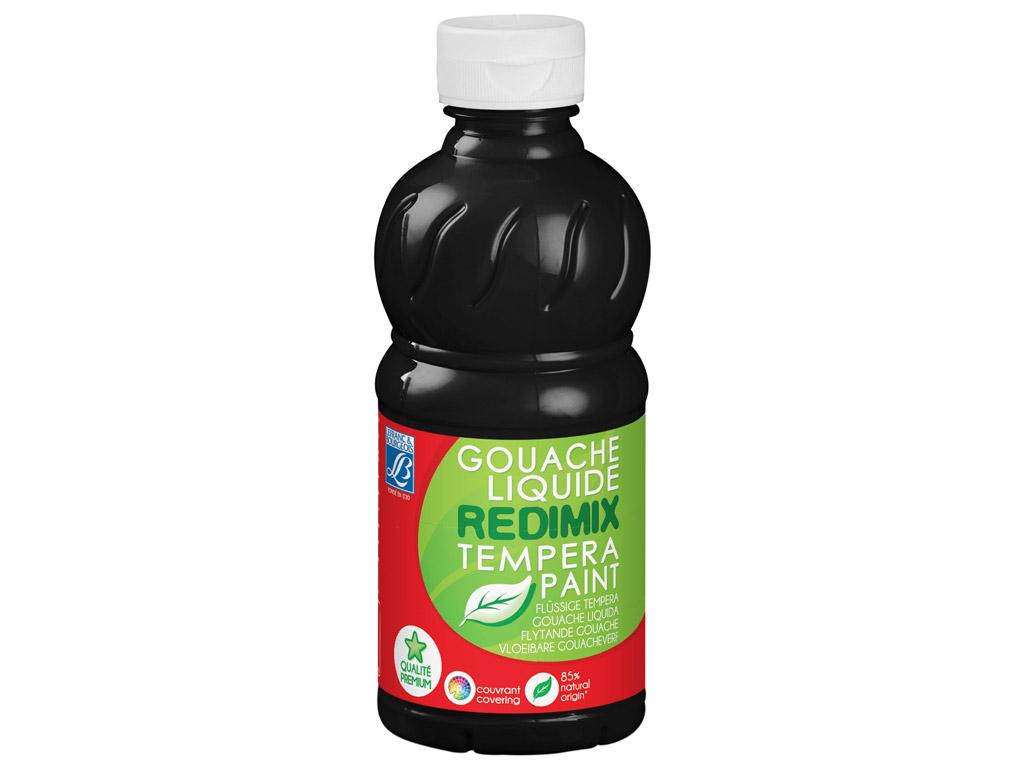 Guaša krāsa Redimix 250ml 265 black