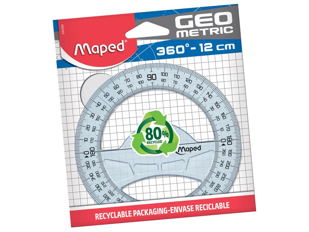 Mall Maped 360° 12cm Geometric blistril