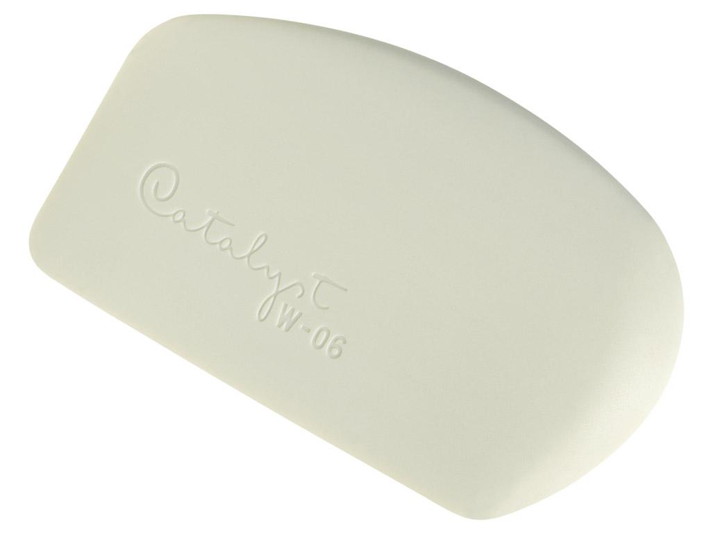 Värvikamm silikoonist Catalyst Wedge W-06 white