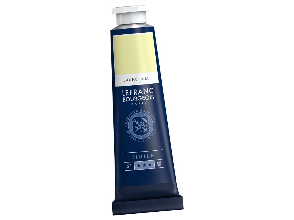 Õlivärv LB Fine 40ml 169 lemon yellow