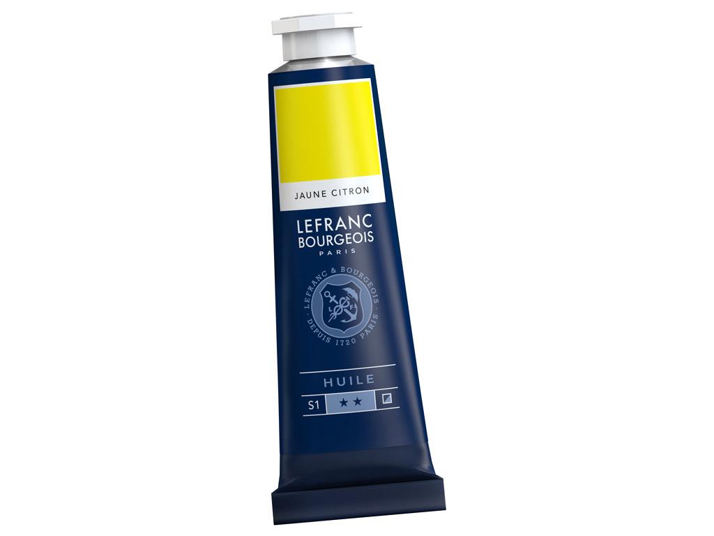 Õlivärv LB Fine 40ml 239 pale yellow