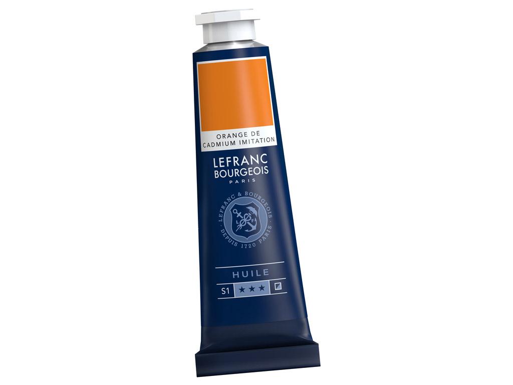 Õlivärv LB Fine 40ml 797 cadmium orange hue