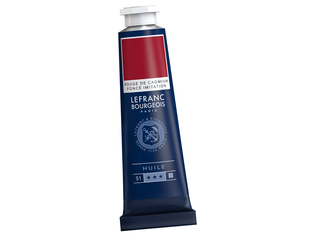 Õlivärv LB Fine 40ml 882 cadmium red deep hue