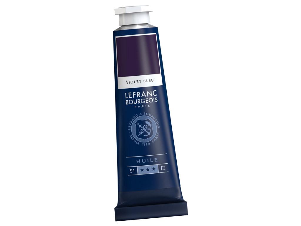 Õlivärv LB Fine 40ml 604 blue violet