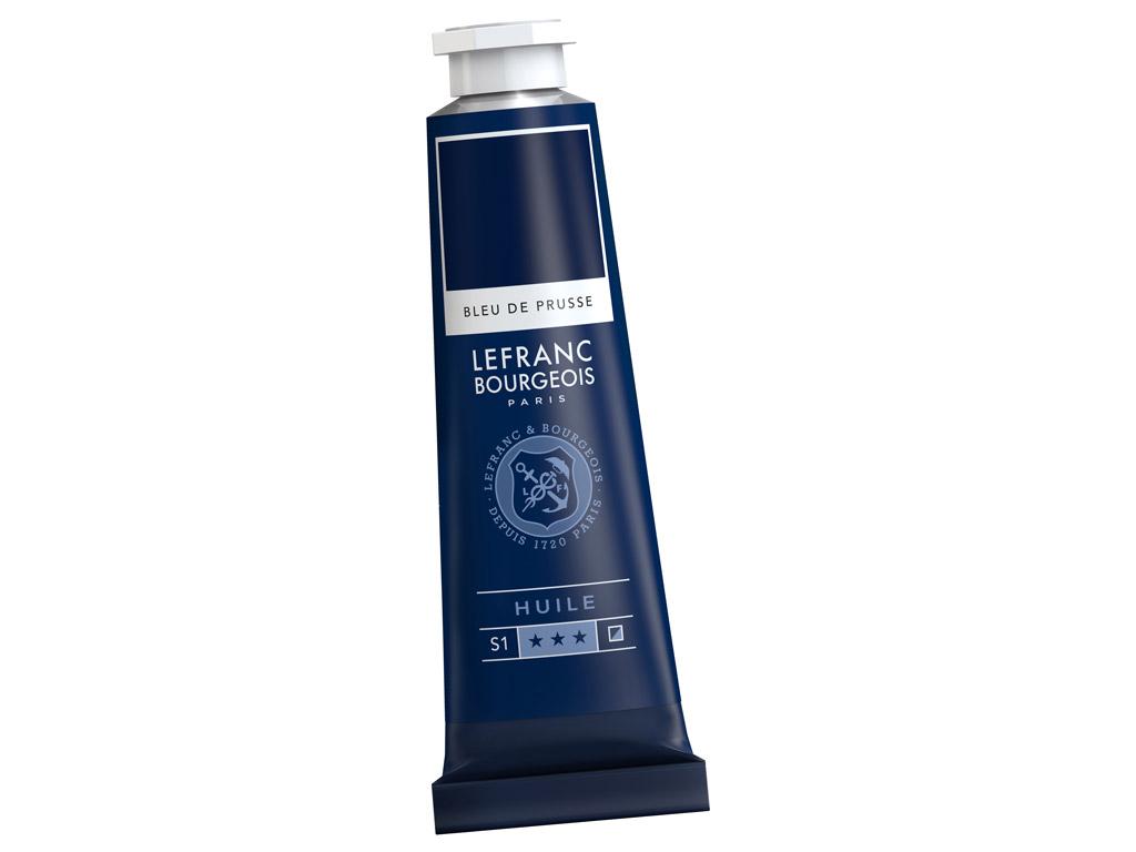 Õlivärv LB Fine 40ml 046 prussian blue
