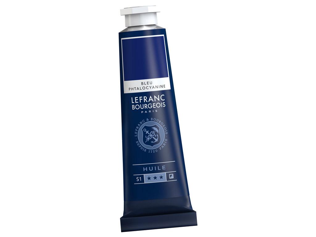 Õlivärv LB Fine 40ml 095 phthalocyanine blue
