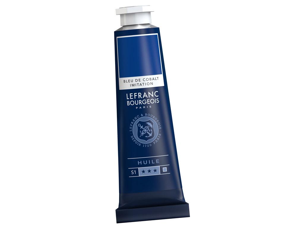 Õlivärv LB Fine 40ml 064 cobalt blue hue