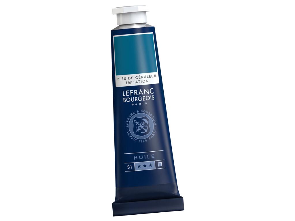 Õlivärv LB Fine 40ml 027 cerulean blue hue