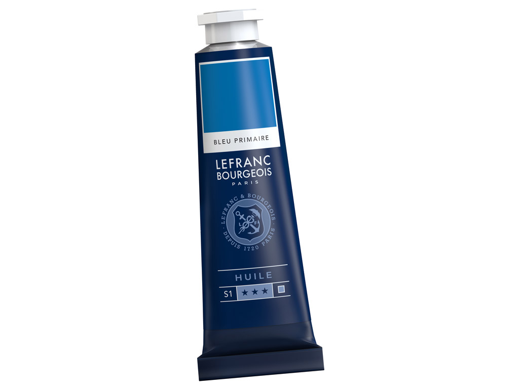 Õlivärv LB Fine 40ml 063 primary blue (P)