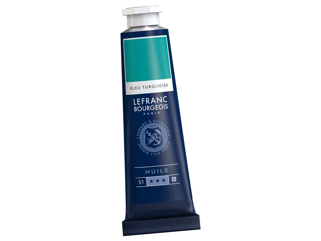 Õlivärv LB Fine 40ml 050 turquoise blue