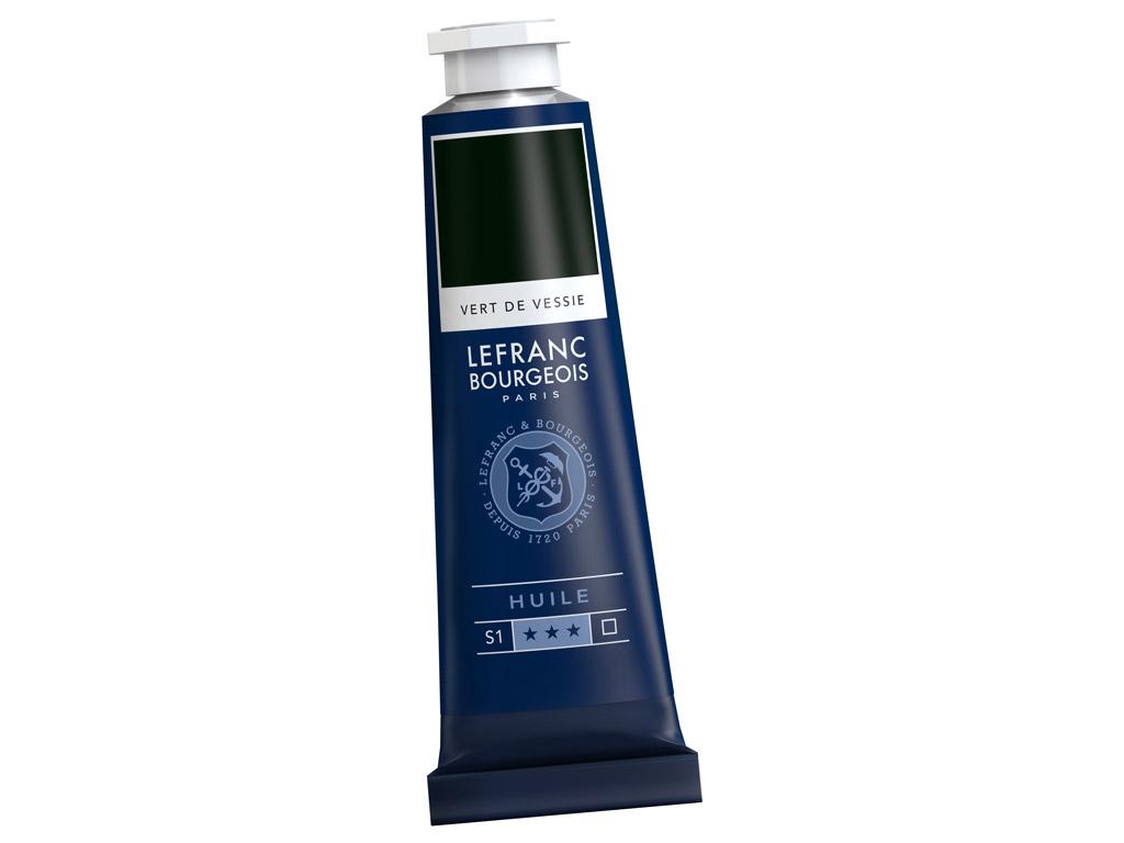 Õlivärv LB Fine 40ml 552 sap green