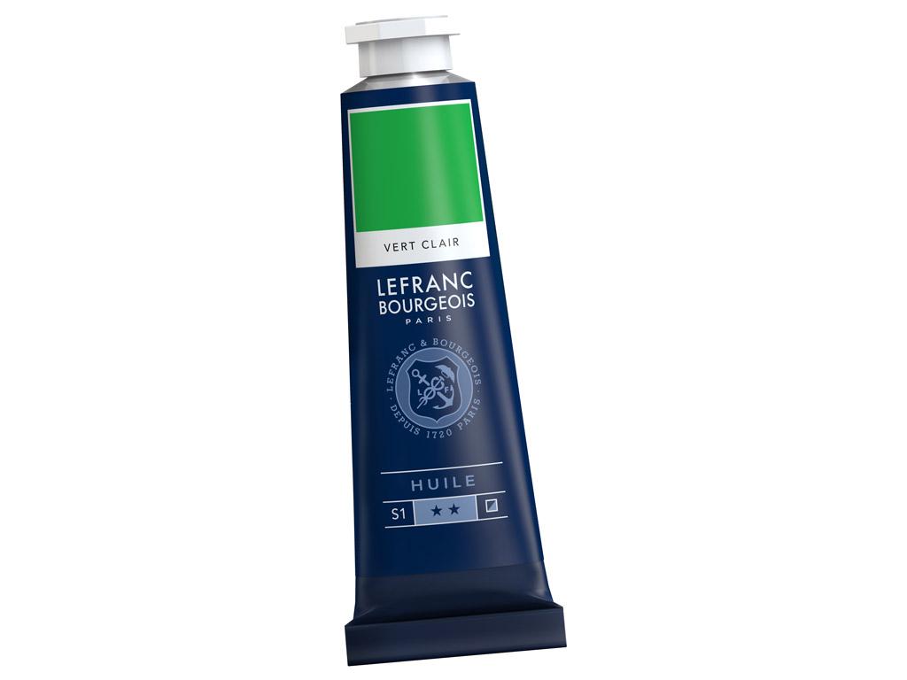 Õlivärv LB Fine 40ml 556 light green