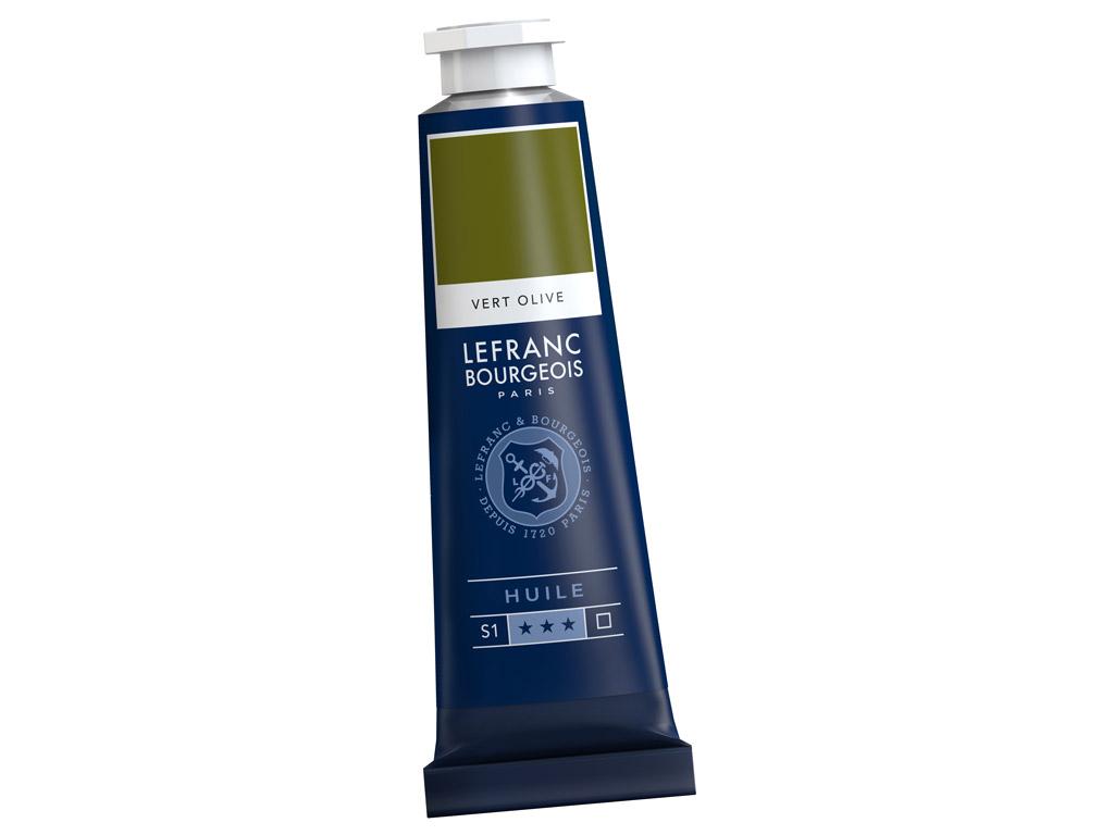 Õlivärv LB Fine 40ml 541 olive green