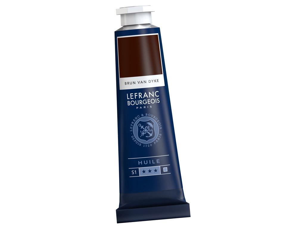 Õlivärv LB Fine 40ml 111 vandyke brown