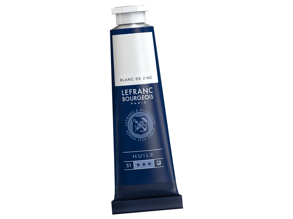 Õlivärv LB Fine 40ml 009 zinc white
