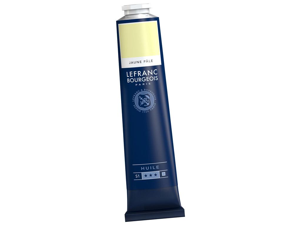 Aliejiniai dažai LB Fine 150ml 169 lemon yellow