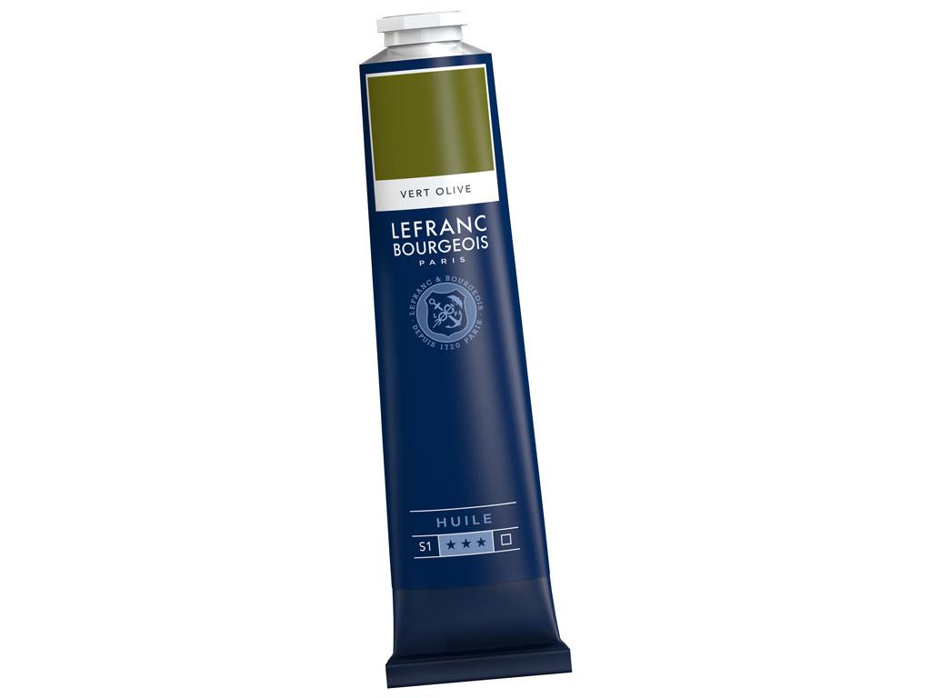 Aliejiniai dažai LB Fine 150ml 541 olive green