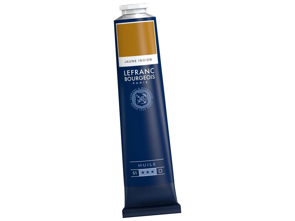Aliejiniai dažai LB Fine 150ml 212 indian yellow