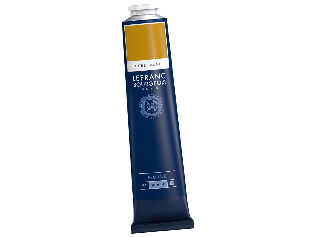 Aliejiniai dažai LB Fine 150ml 302 yellow ochre