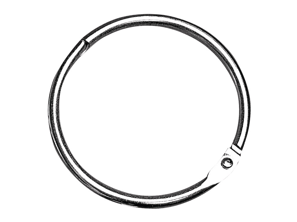 Metallist rõngas Rayher avatav 32mm