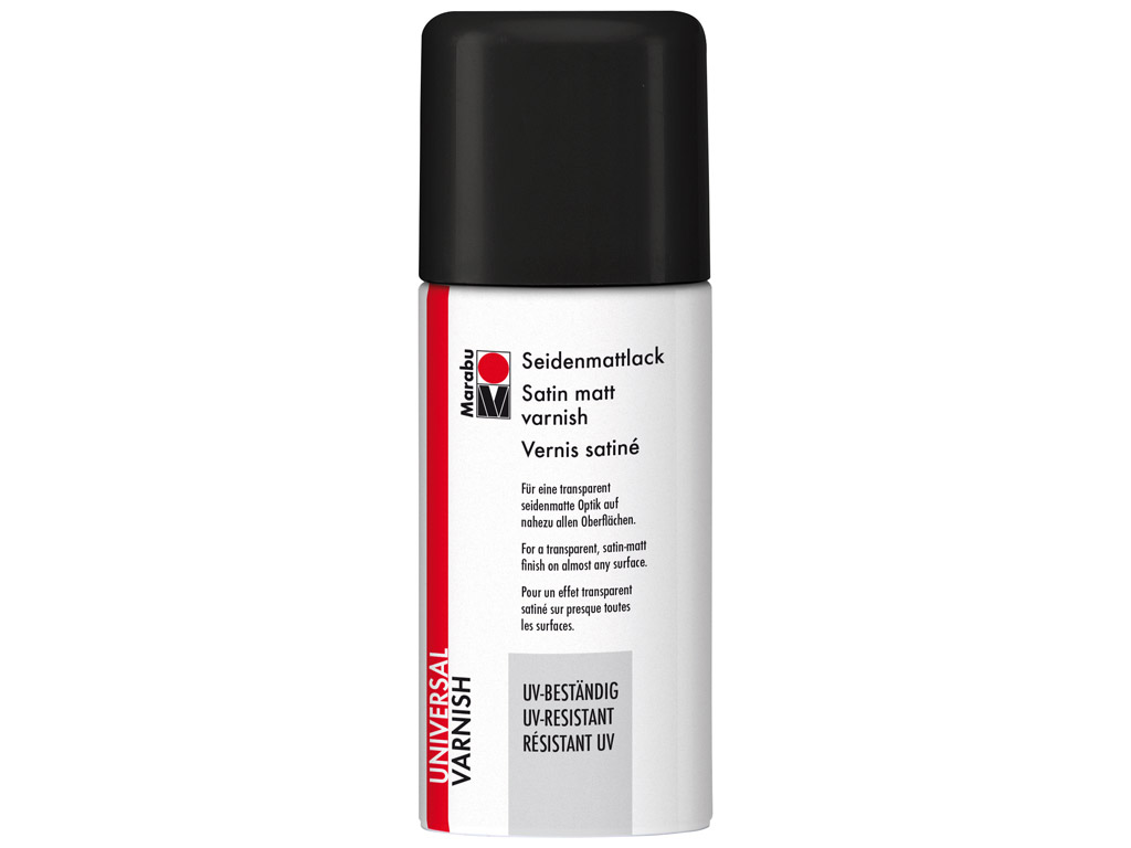 Laka Marabu Satin Matt 150ml aerosols