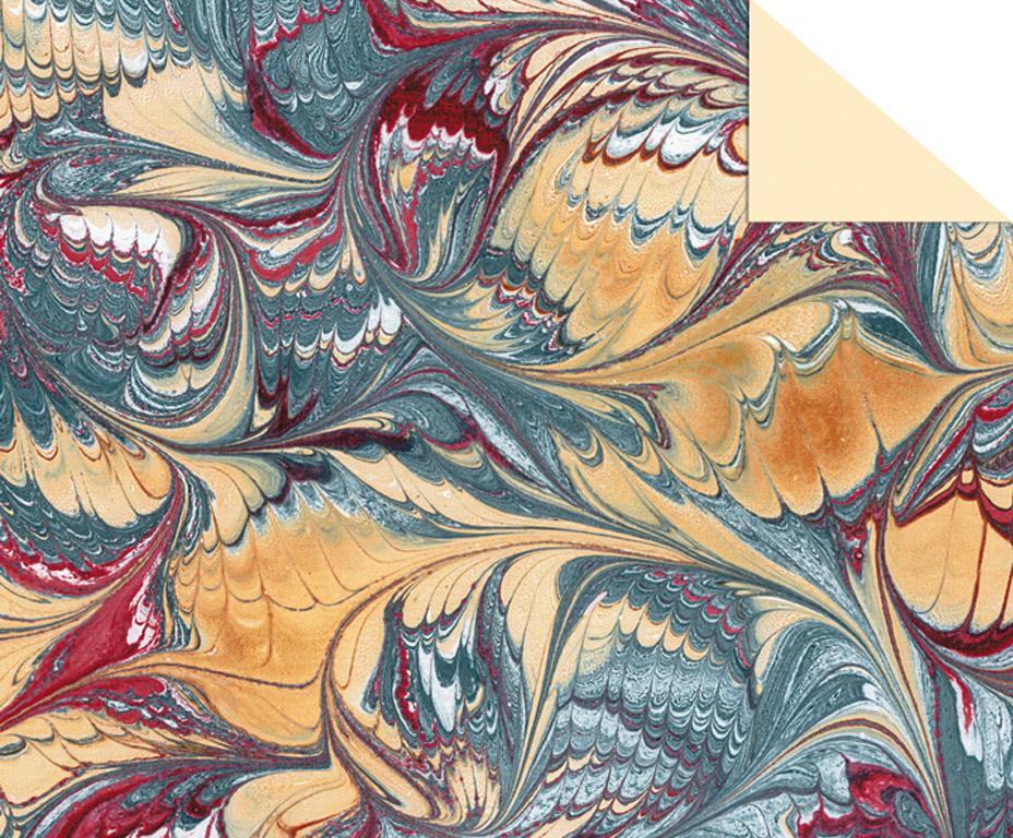 Kartong mustriga Ursus Art 49.5x68cm/220g hall